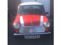 Rover Mini Mayfair Automatic 1990 only 24k miles