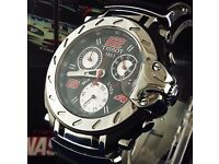 MEN'S WATCH TISSOT T-RACE NASCAR SPRECIAL EDITION*SAPPHIRE CRYSTAL*BOXED*MINT