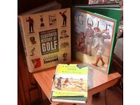 3 Golf Books - History