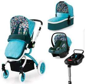 Cosatto ooba travel system