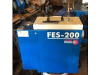 Welding fume extractor Binzel FES200 direct welding torch fume extraction system