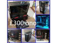 *reduced* AMD 8350 24GB 1600MHZ GTS 450