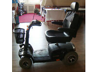 REDUCED FOR QUICK SALE Pride Celebrity X Sport MOBILITY SCOOTER 8mph
