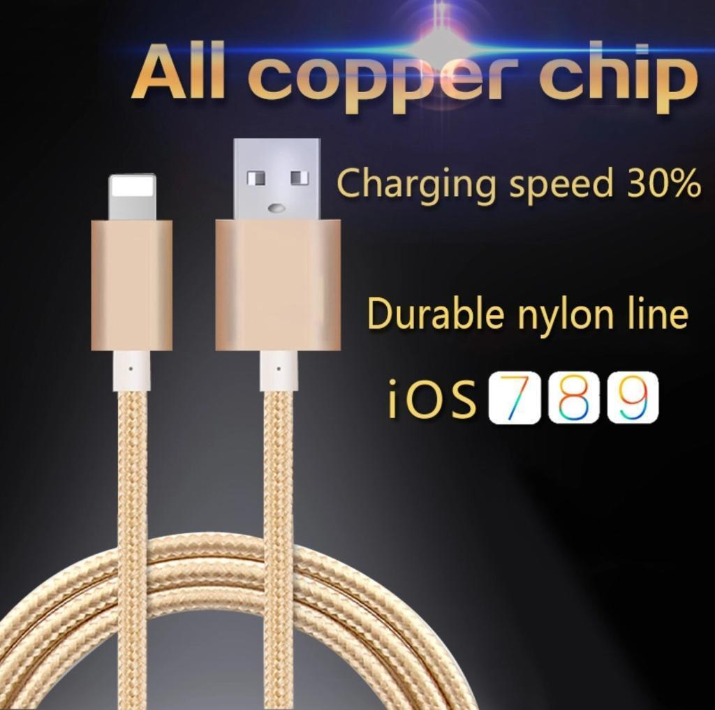 Iphone USB cable Lighting Charger