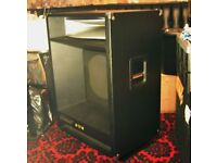 YAMAHA SELF POWERED SPEAKER CABINET. RARE A1145H MODEL. MID 1970'S DESIGN. EXCELLENT CONDITION £299