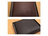 Men's Hugo boss wallet