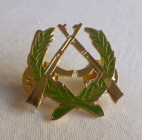 Rare GUINEA BISSAU Africa military Army pin badge