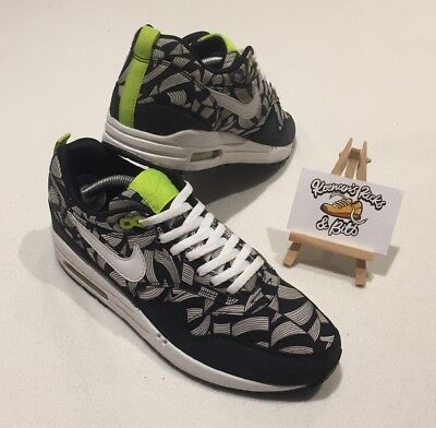 the best attitude f801e 84007 Nike Air Max 1 Liberty Lotus Jazz 2012 Trainers UK 5 540855 013 RARE VOLT  GYM