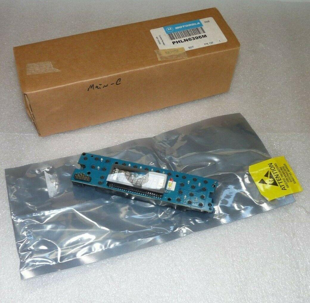 Motorola Solutions PHLN6396M Control Head W5/W7 F/Astro-Spectra PHLN6396N NEW. Buy it now for 365.49