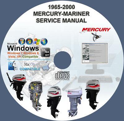MERCURY MARINER OUTBOARD 1994 1995 1996 1997 ALL MODELS SERVICE REPAIR MANUAL