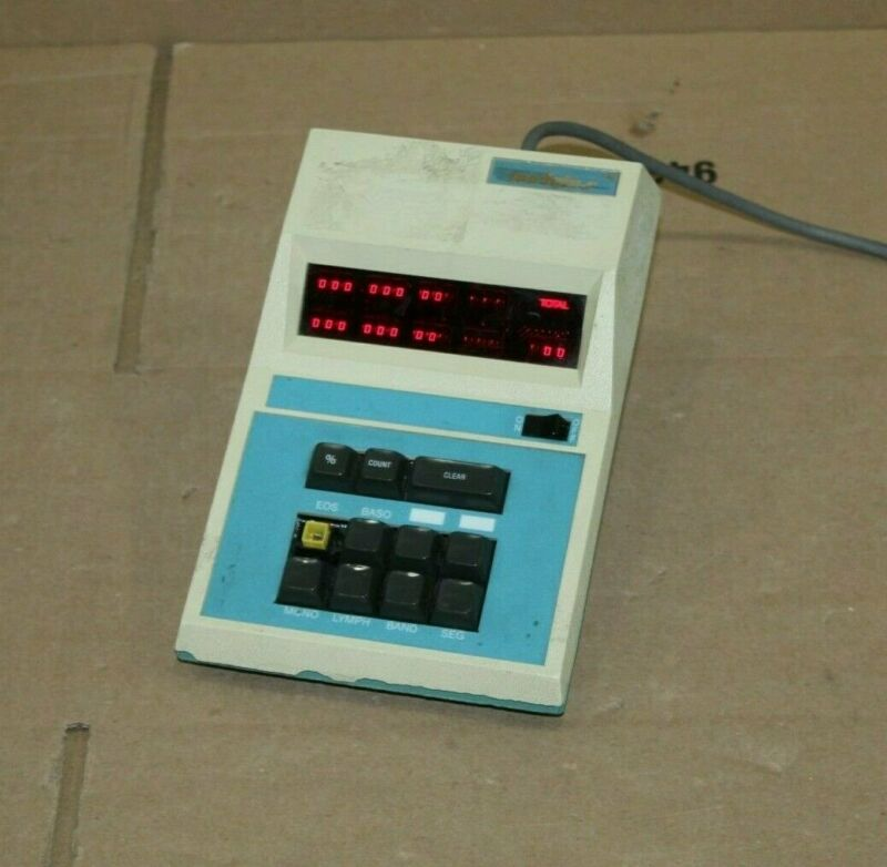 Modulus Data Systems 10-108 Diffcount Controlled Cell Counter