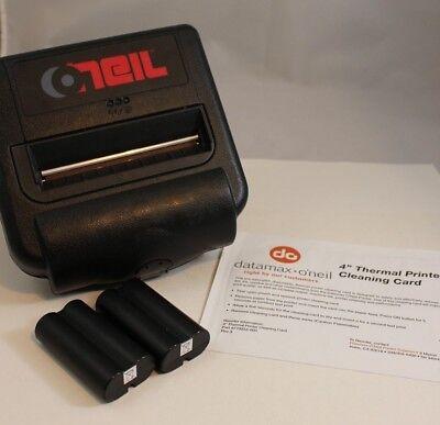 Datamax Oneil Mf4t Mf4te Wireless Bluetooth Bt Receipt Label Printer 200361-100