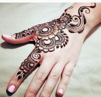 Special karwa chauth mehndi starting from 5 $