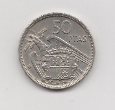 50 Pestas Spanien 1957*58* (1940)