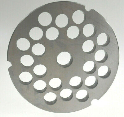 32 X 12 12mm Stainless Meat Grinder Chopper Plate For Biro 3 1516 Dia