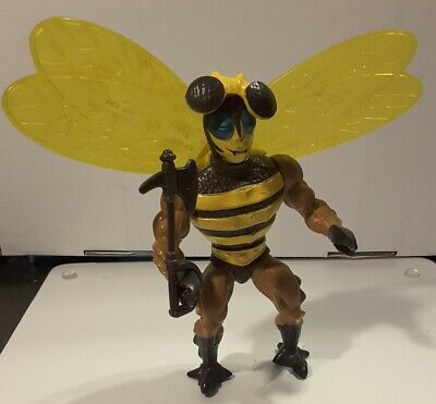 1983 Mattel MOTU Buzz Off Action Figure Complete Masters of the Universe