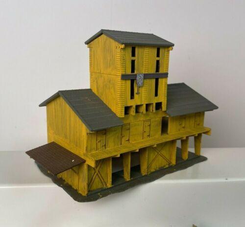 Pola N Storage Silo Painted Yellow