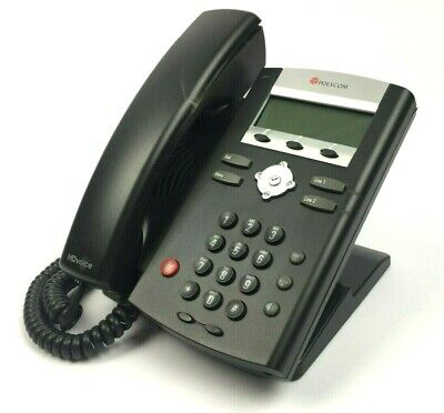 Polycom Soundpoint Ip 335 Voip Poe 2-line Business Office Phone - 2201-12375-001