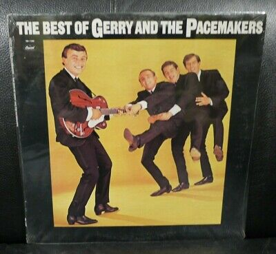 GERRY AND THE PACEMAKERS The Best Of  1979 Capitol Sealed Vinyl