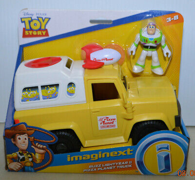 Buzz /& Pizza Planet TruckToy Story 4Fisher Price Imaginext