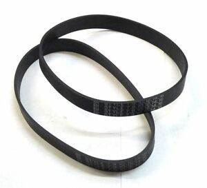3 BISSELL Style 7/9/10 7 9 10 12 14 Replacement Belts 3031120 & 32074 3 Belts