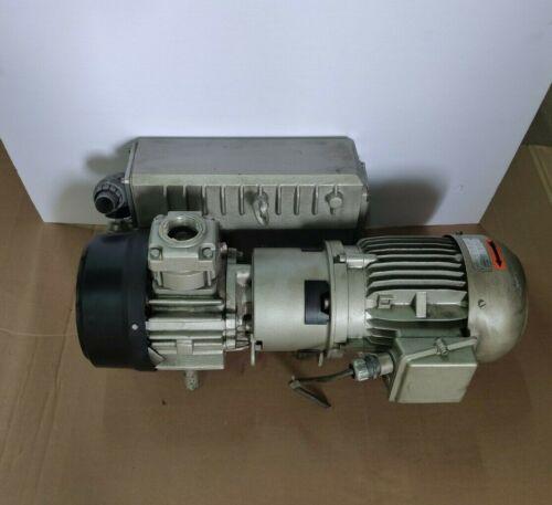 Busch RA0025-E5G3-1001 Rotary Vane Vacuum Pump FN 90S-4