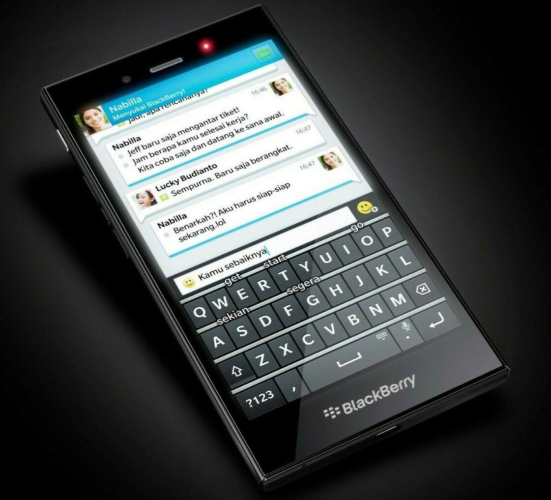 Android Phone - Brand New Sealed in Box BlackBerry Evolve 64GB Black GSM Unlocked - Dual SIM