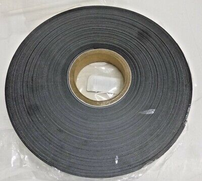 New Magnetic Strip Outdoor Adhesive 100 Ft. 1 Width .060 Thick