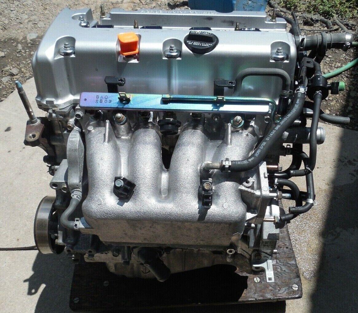 Engine Only 42k 02 04 Acura Rsx Type S Engine Motor 2 0l Oem K20a2 Used Engine Finder
