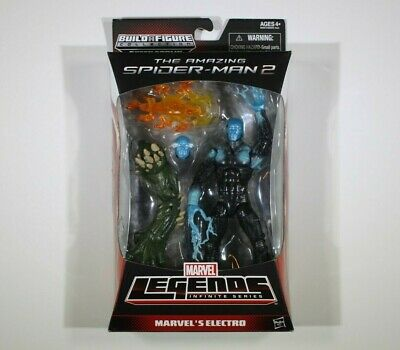 Marvel Legends 2014 ELECTRO MISB from Ultimate Green Goblin Series
