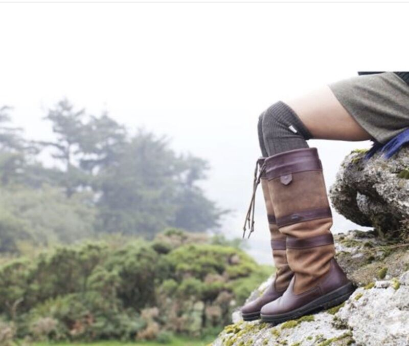 Dubarry Galway Ladies Country Boot - Size 8.5/40