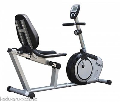 Stationary Bicycle Atala Relaxfit V1.1 Home Fitness Bike Gym