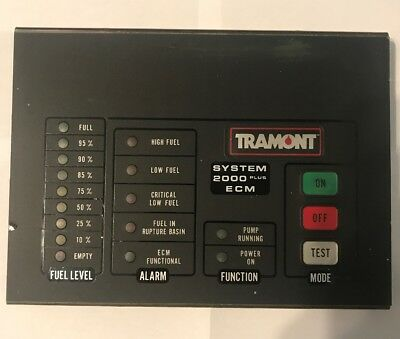 Tramont Diesel Generator controller ECM 2000Plus Module for sale  Shipping to India