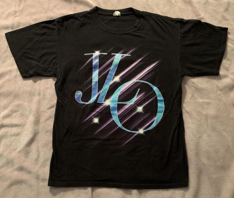 Jennifer Lopez JLO 2012 Summer Tour Concert T Shirt Anvil Men's Size Medium