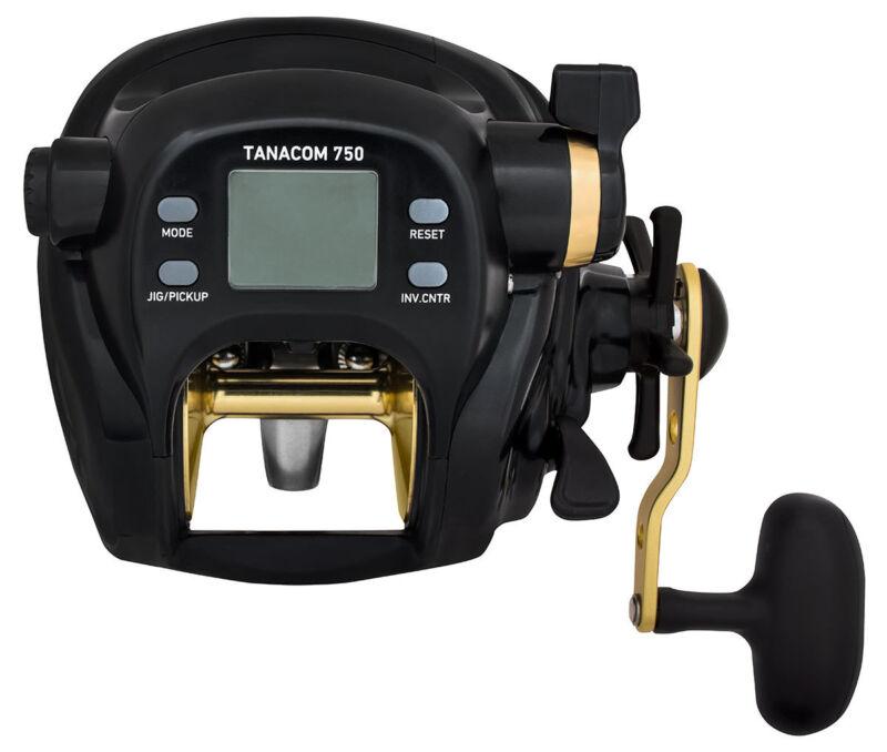 Daiwa Tanacom 750 Big Game Electric Power Assist 2.3:1 Fishing Reel Tanacom750