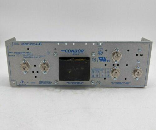 SL Power Condor Linear Power Supply HDBB105W-A+G 5V/12A - SH2009