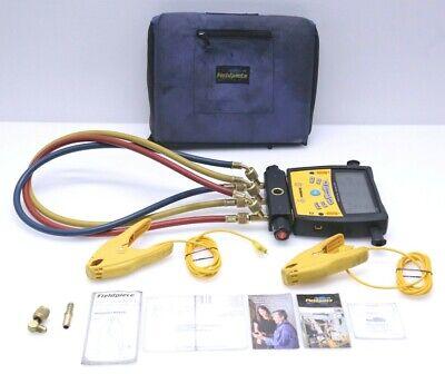 Fieldpiece Sman360 3-port Digital Manifold Micron Gauge