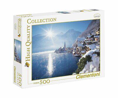CLEMENTONI - 30349 - PUZZLE HIGH QUALITY - LANDSCAPE - HALLSTATT, AUSTRIA 500pcs