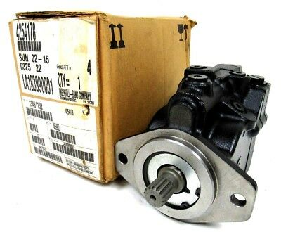 New Ingersoll Rand 13461132 Volvo Hydraulic Piston Pump 4254178 K-06-07-26632