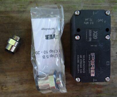 Piab X20a6-bna Mini Vacuum Pump