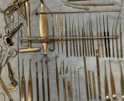 Large Lot Of Assorted Surgical Instruments Medical Tools
