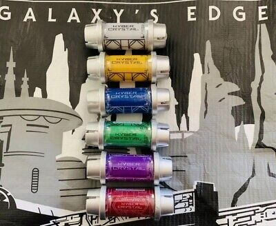 SEALED Disney Star Wars Galaxy's Edge Kyber Crystals Read Description