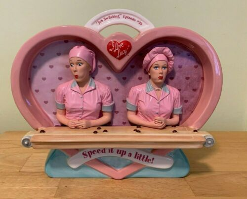 I Love Lucy Cookie Jar - Job Switching
