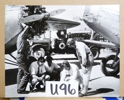 "Photo Print 1932 Fokker Universal NR3317 SN426 ""Spirit of 76"" Publicity Pic #U96"