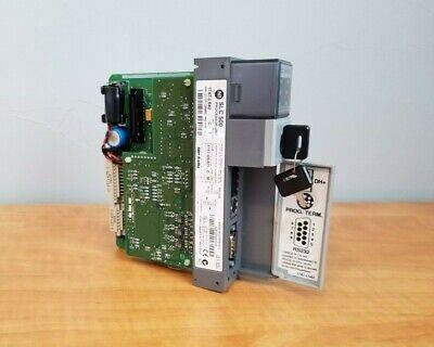 Allen-bradley Slc500 1747-l542 Ser. C Processor Unit - 504 Cpu