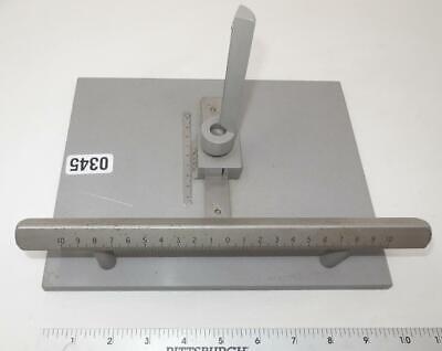 David Kopf Instruments Stereotoxic Small Animal Frame Base