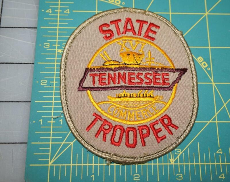 STATE TENNESSEE COMMERCE TROOPER PATCH (476)
