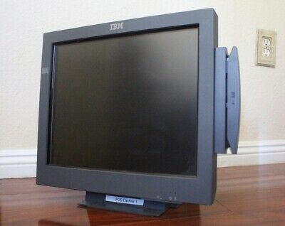 Ibm Pos 15 Surepos 500 Touchscreen 42v3978 Point Of Sale Desktop Pc Terminal