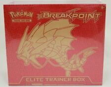 Pokemon TCG XY BreakPoint Mega Gyarados Elite Trainer Box NEW
