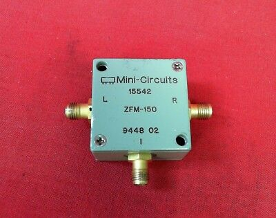 Mini-circuits Zfm-150 Frequency Mixer 10-2000mhz